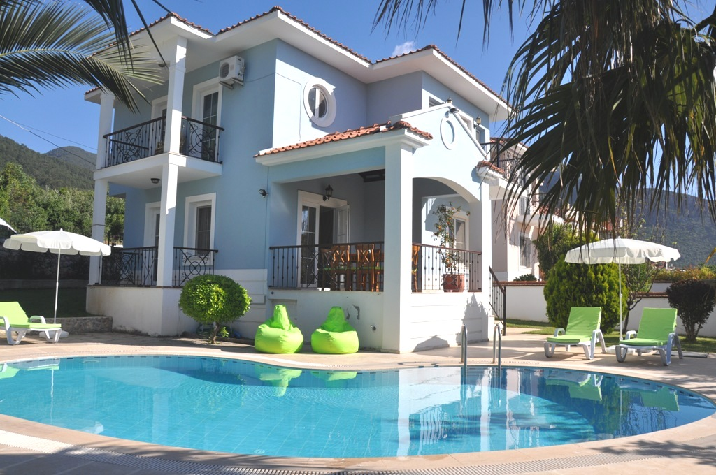 3 Bed Short Term Rental Villa Ovacik