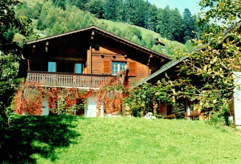 La Taupiniere Chalet - Fribourg Holiday Rentals