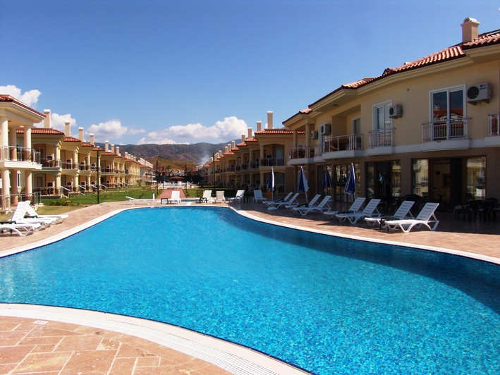 Sunset Beach Club - 4 bedroom villa - Turkey Holiday Rentals