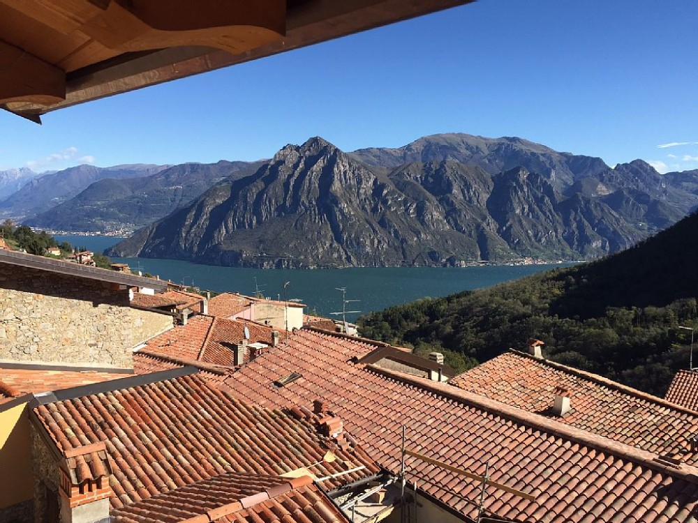 Lago Iseo vacation rental with