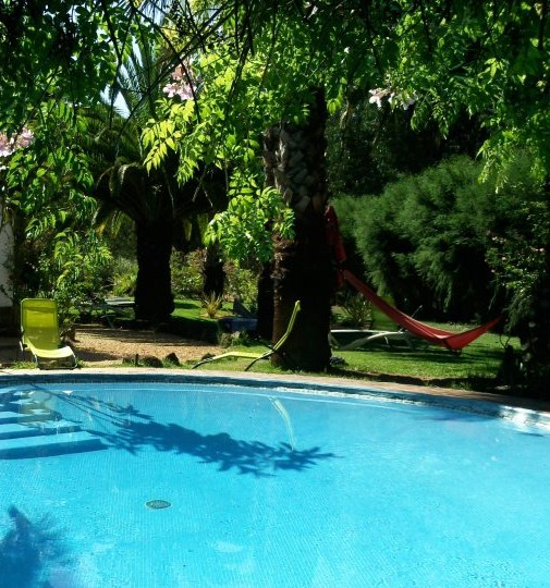 Casa Azulejos an der Costa Vicetina