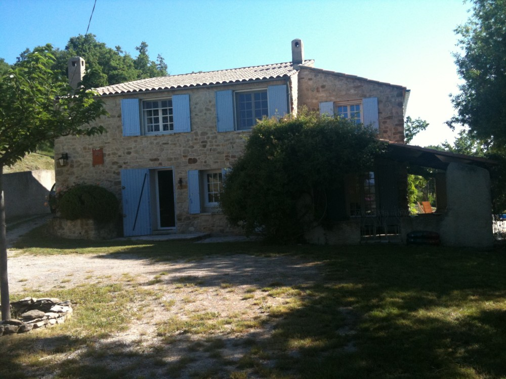 Forcalquier vacation rental with