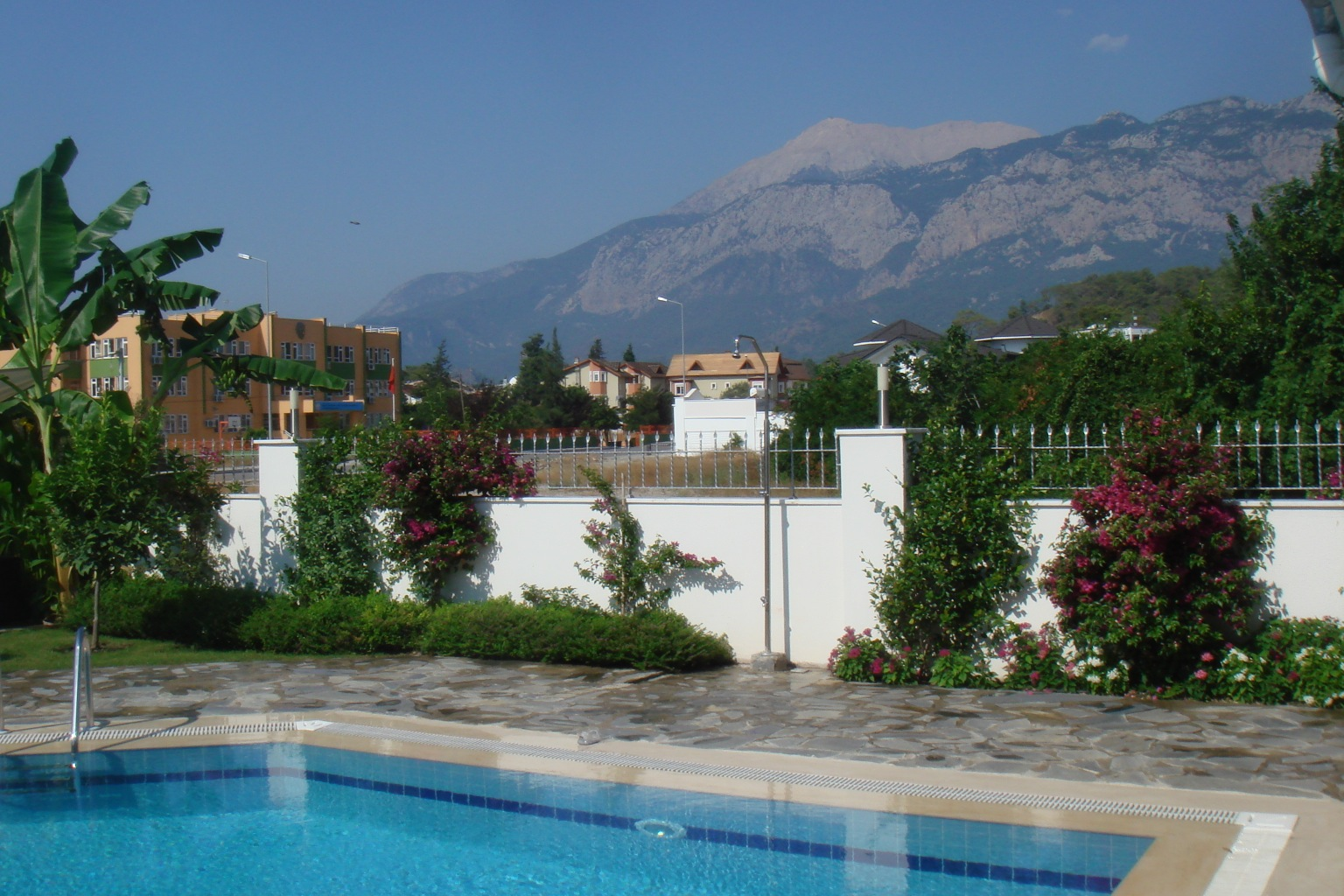 5 Bed Short Term Rental Villa Antalya