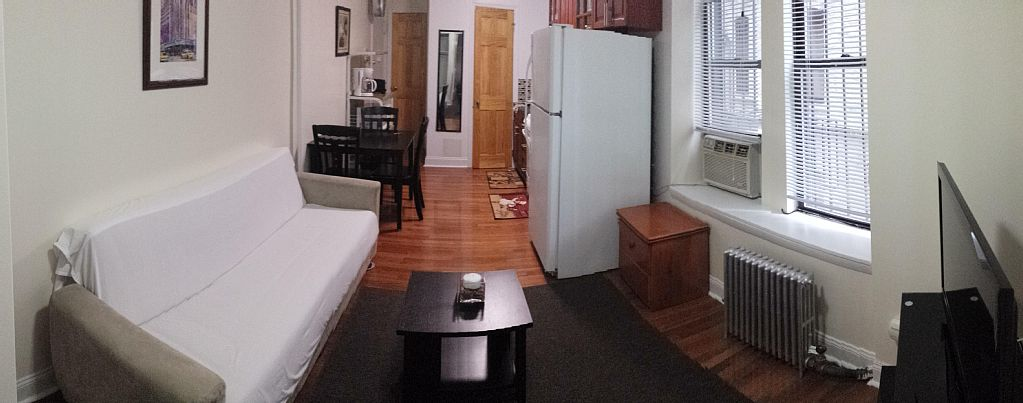 2 Bed Short Term Rental Apartment East Village