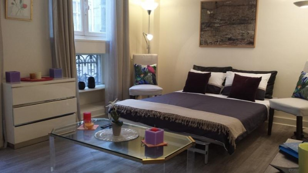 Paris vacation rental with
