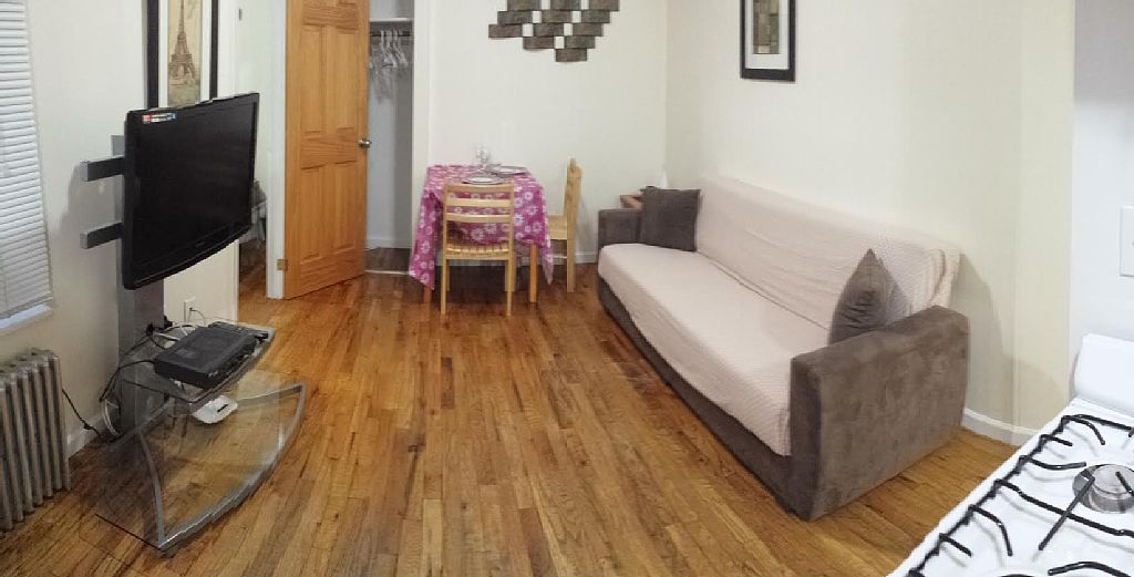 1 Bed Short Term Rental Apartment East Village