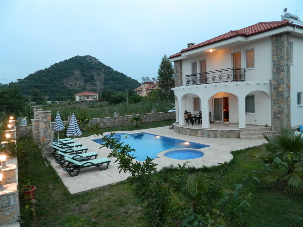 4 Bed Short Term Rental Villa Dalyan
