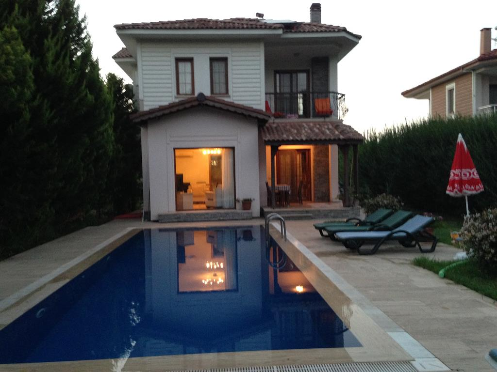3 Bed Short Term Rental Villa Dalyan