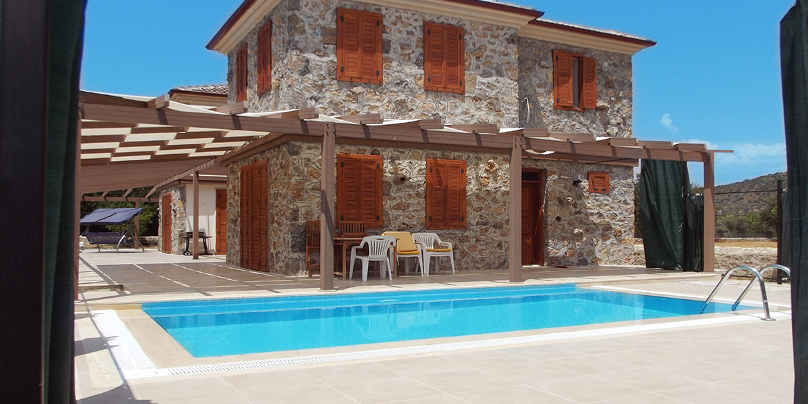 2 Bed Short Term Rental Villa Kaya Village