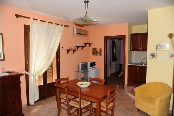 1 Bed Short Term Rental Apartment Castelbuono