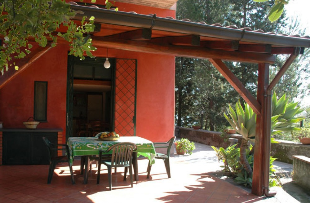 Mascali vacation rental with