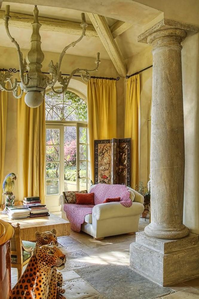 Les Baux de Provence vacation rental with