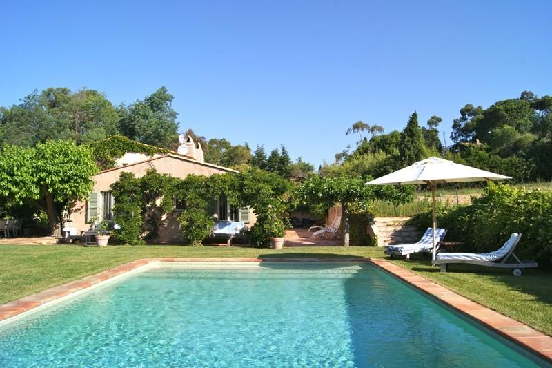 5 Bed Short Term Rental Villa Saint-Tropez