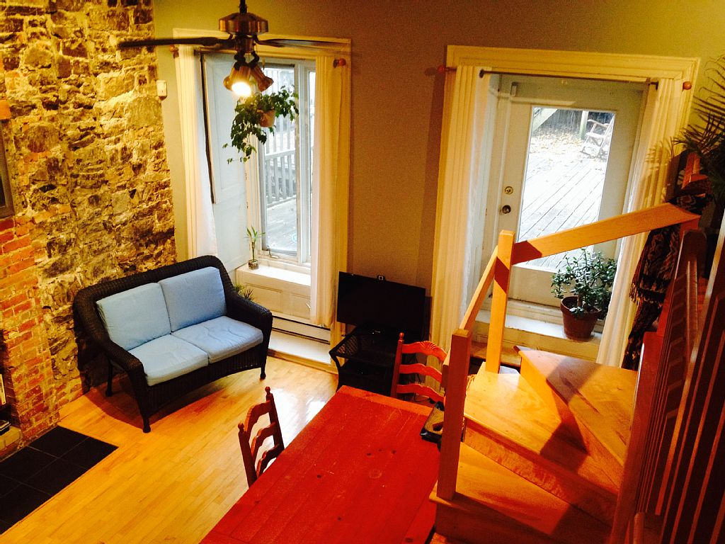 1 Bed Short Term Rental Condo Quebec City