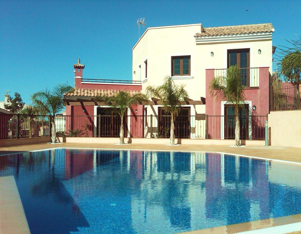 3 Bed Short Term Rental Villa Murcia