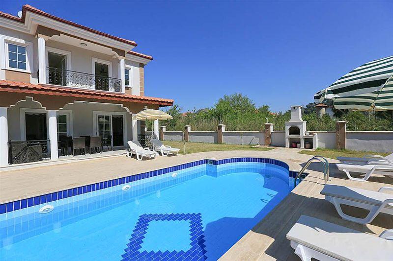 4 Bed Short Term Rental Villa Dalyan