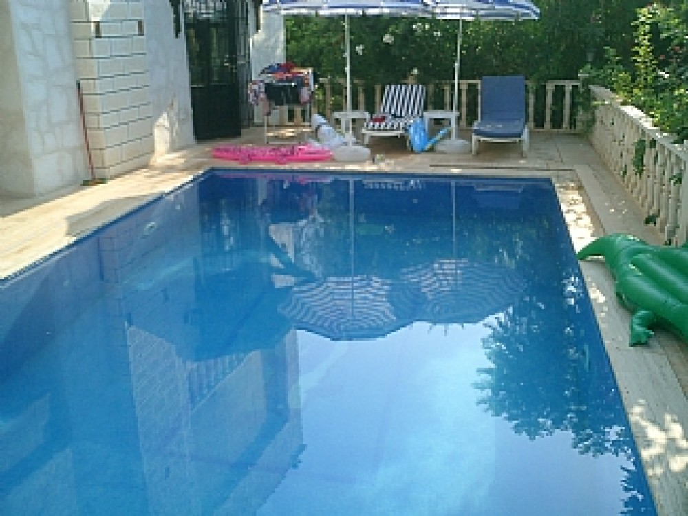 Kalkan vacation rental with The pool, the place to be