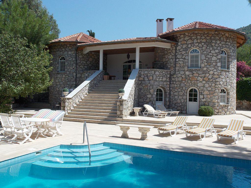 3 Bed Short Term Rental Villa Dalaman