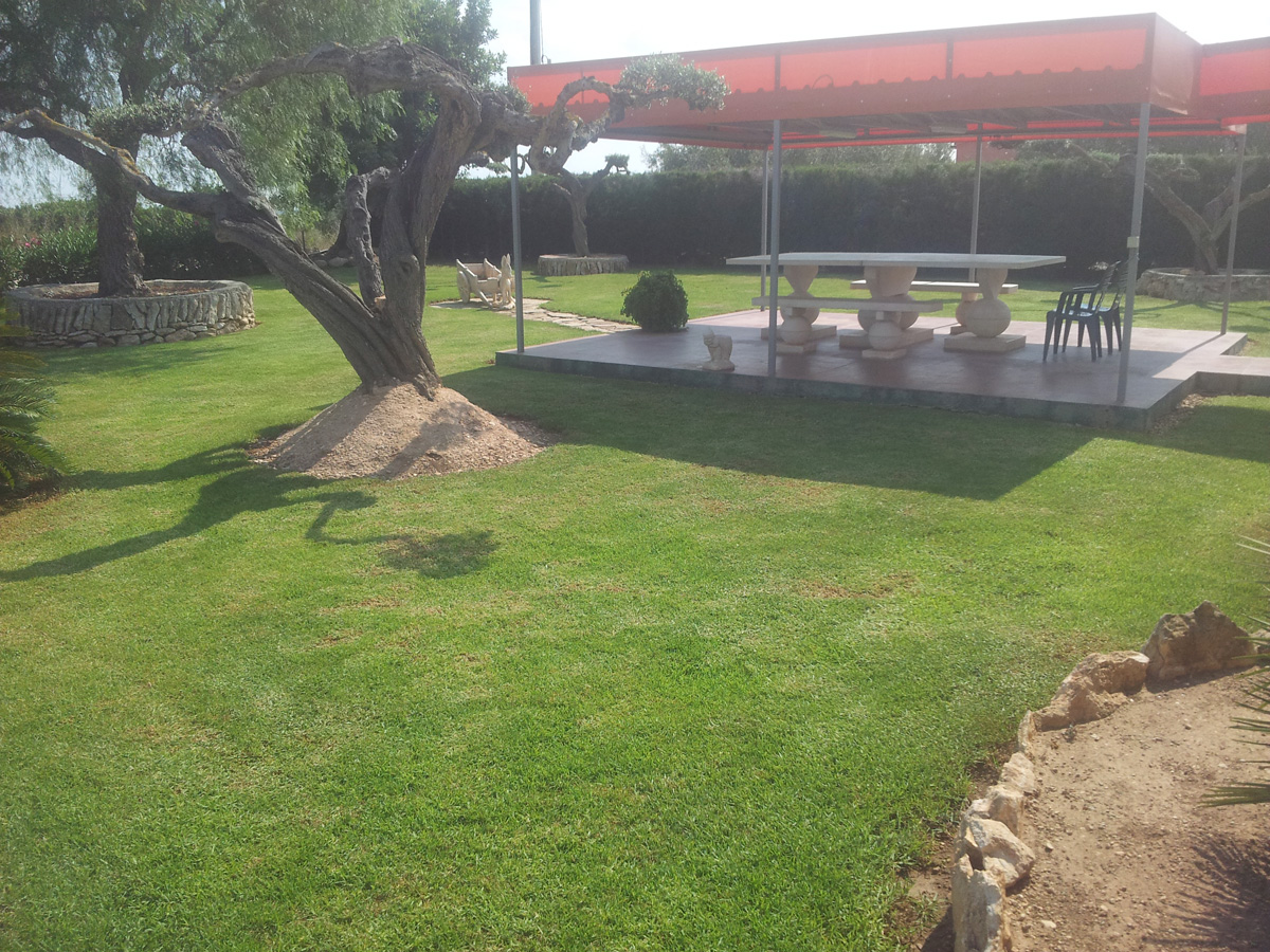 Villa In Ampolla With The Best Family Swimming Pool. Private Area