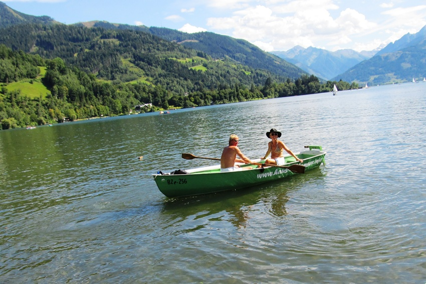 Zell Am See vacation rental with