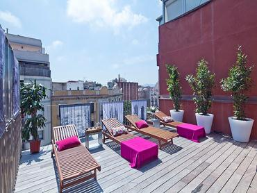 Barcelona vacation rental with