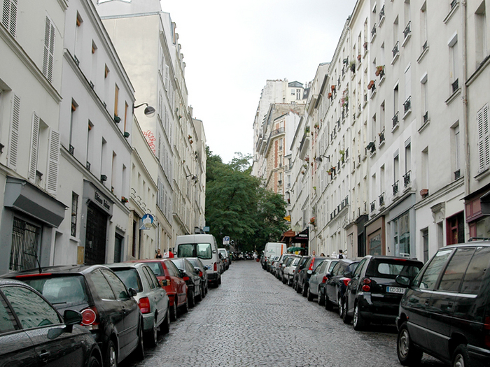 central paris vacation rental with