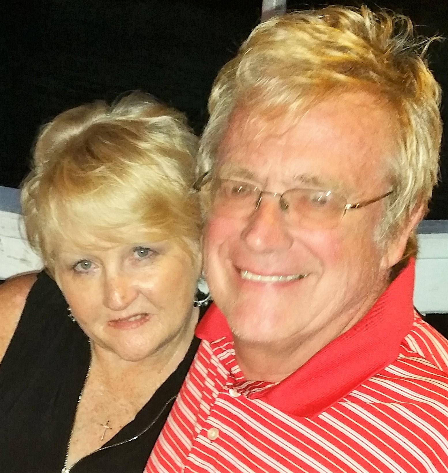 Paul and Shara
